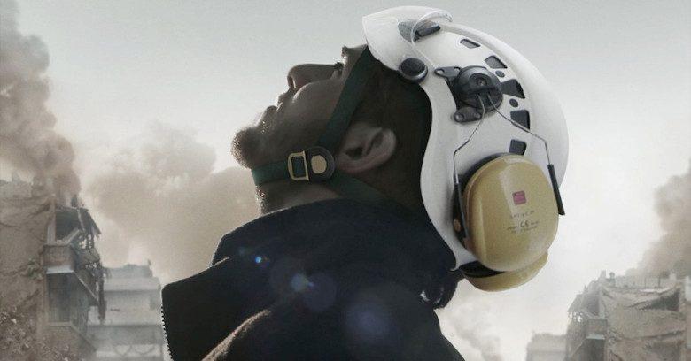 Resultado de imagem para the white helmets