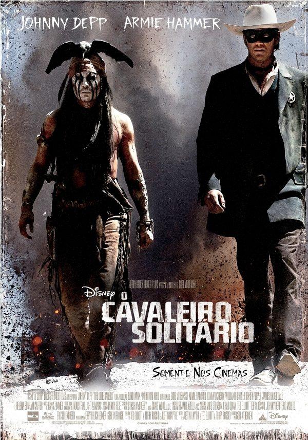 Download O Cavaleiro Solitário Bluray  Torrent